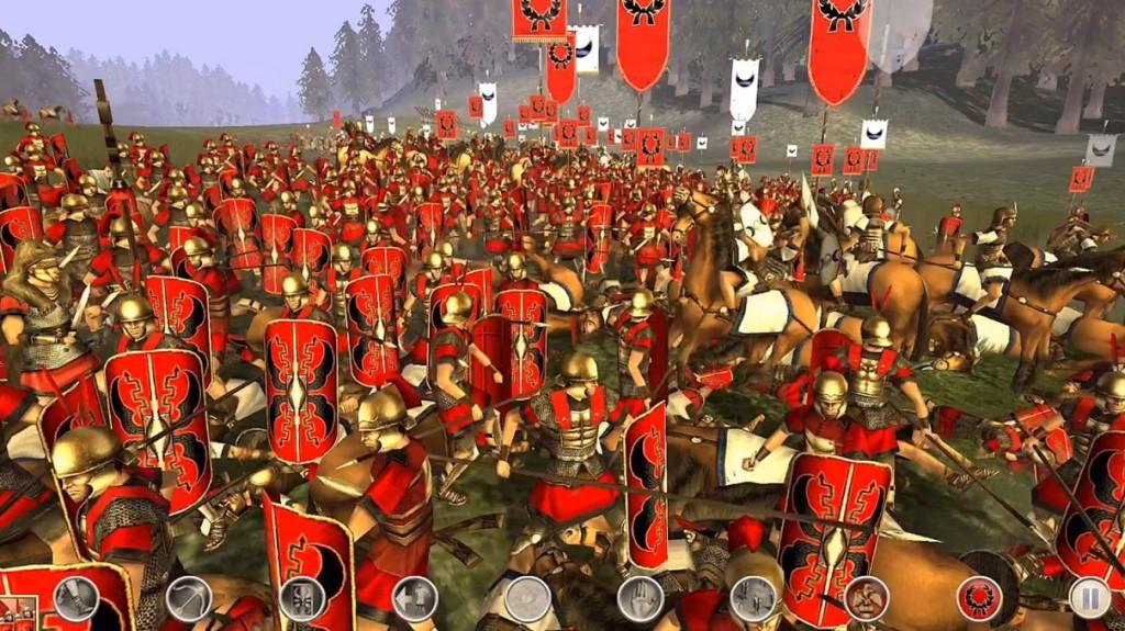 Rome: Total War.