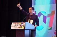 Relawan JoSmart Jateng Pasang Badan Memenangkan Jokowi