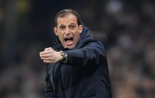 Allegri Sebut Juventus Pantas Kalah