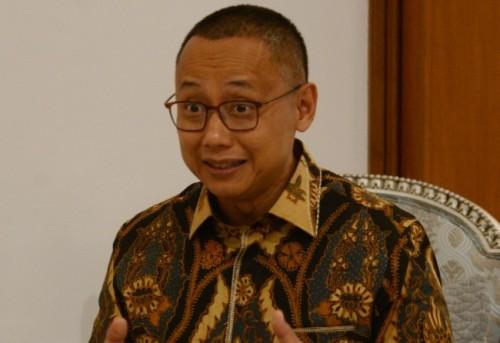PAN secretary general Eddy Soeparno (Photo:MI/M Irfan)