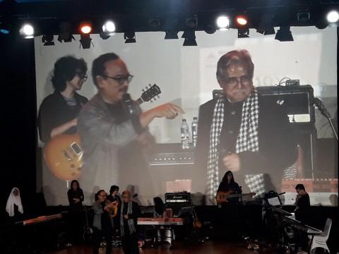 Eros Djarot Sebut Peran Besar Debby Nasution di Album Terbaik Indonesia