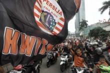 Pawai Kemenangan Persija Digelar Sabtu