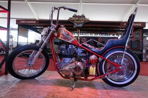 Skena <i>Custom Bike</i> di Indonesia, Berkibar Sepanjang 2018