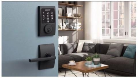 Kunci Rumah yang 'Ramah' Pengantar Paket