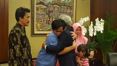 Bebas dari Penyanderaan di Filipina, WNI Kembali ke Keluarga