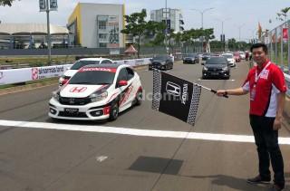 ISSOM Puji Konsistensi Honda di Ajang Balap Mobil Nasional