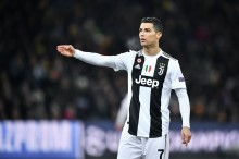 Ronaldo Bicara Peluang Juventus di Liga Champions