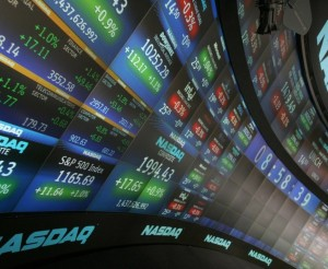 Bursa Saham AS Ditutup Bervariasi