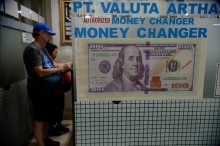 Dolar AS Menghijau