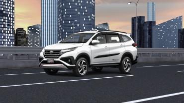 Antisipasi DFSK & Wuling, Toyota Siapkan Facelift Rush?