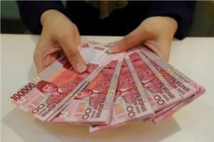 Rupiah Pagi Terhempas ke Rp14.515/USD