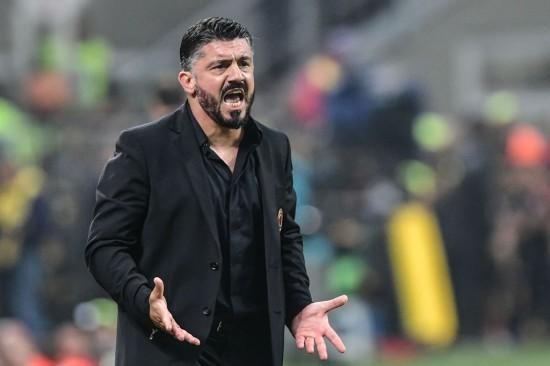 Gattuso: AC Milan Layak Tersingkir dari Liga Europa