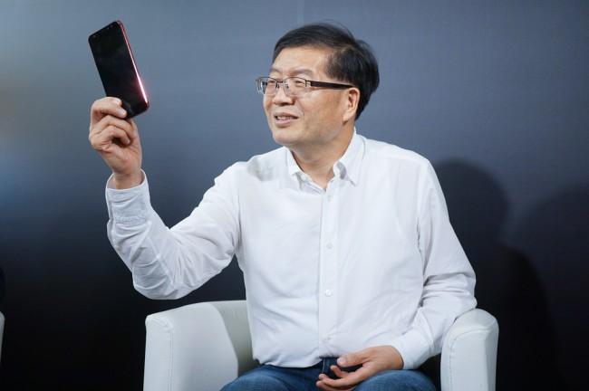 Jerry Shen mengundurkan diri dari ASUS.