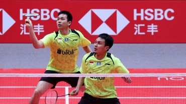 Jadwal Laga Ketiga Wakil Indonesia di World Tour Finals 2018