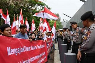 Australia Keluarkan Imbauan Perjalanan ke Indonesia Terkait Yerusalem