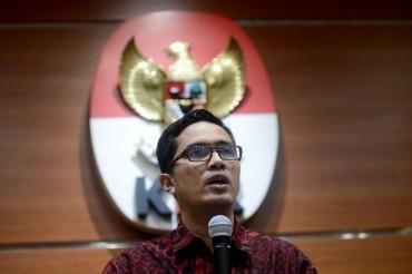 KPK Tahan Kakak Ipar Bupati Cianjur