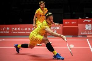 Dua Wakil Indonesia Tersingkir dari World Tour Finals