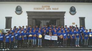 Raih Juara Liga, Ridwan Kamil Guyur Bonus untuk Persib U-16 dan U-19