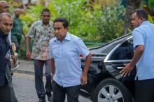 Diduga Korupsi, Eks Presiden Maladewa Diperiksa