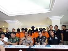Lima Pengeroyok Tentara Diringkus