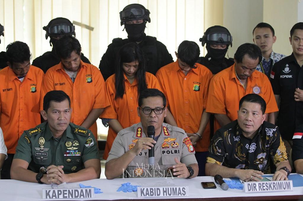 Polisi Tangkap 5 Tersangka Pengeroyokan TNI di Ciracas