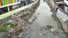Sampah Masih Menghantui Sungai di Yogyakarta