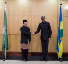 Indonesia-Rwanda Tingkatkan Potensi Kerja Sama Ekonomi