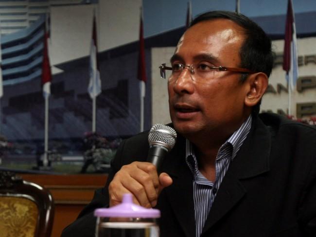 Wakil Ketua Komisi I DPR Satya W Yudha. (FOTO: MI/Irfan)