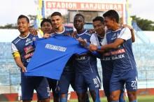 Arema FC Resmi Lepas Empat Pemain