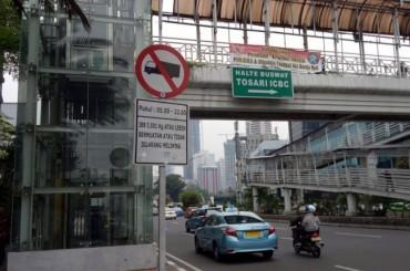 Bongkar JPO Tosari, Polisi Rekayasa Lalu Lintas