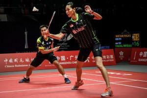 Dikalahkan Wakil Tiongkok, Hafiz/Gloria Gagal ke Semifinal