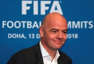 FIFA: PSSI Ditangani oleh Orang yang Tepat