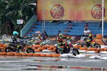 121 Starter Ramaikan Babak Final Trial Game Asphalt 2018