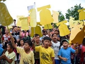 Lonceng Kemerdekaan Dikembalikan AS, Warga Filipina Bersukacita