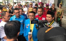 Kandidat Ketum KNPI Dukung Jokowi-Ma'ruf