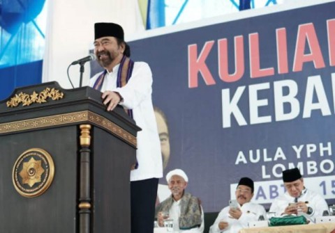 Santri Diminta Menjadi Juru Penerang Islam