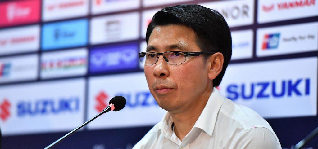 Pelatih Timnas Malaysia, Tan Cheng Hoe (affsuzukicup.com)