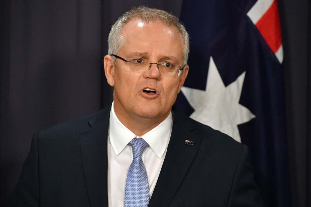 Perdana Menteri Australia Scott Morrison. (Foto: AFP).