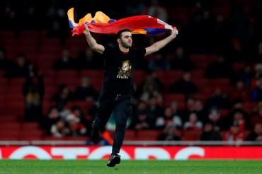 UEFA akan Investigasi Arsenal Terkait Insiden Pesan Politis