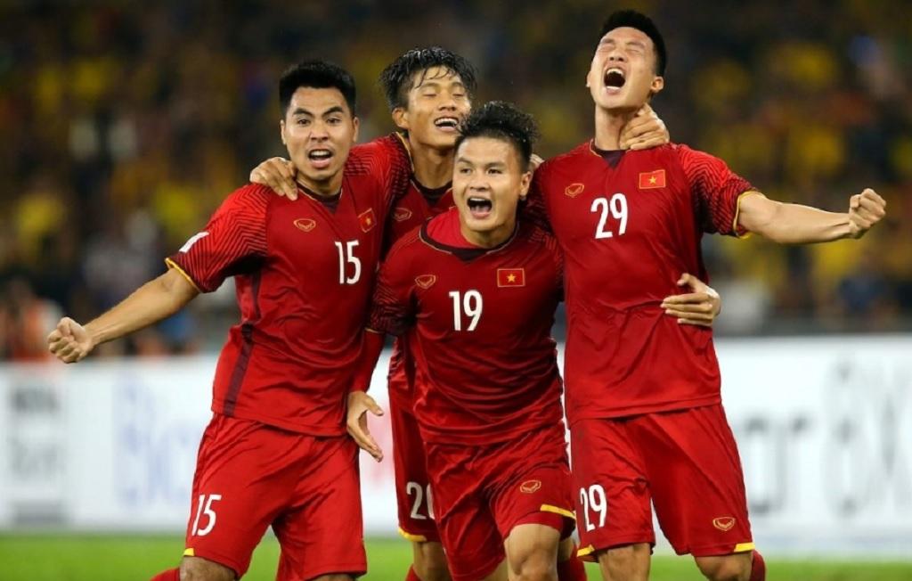 Para penggawa Timnas Vietnam (Twitter/The Asian Game)