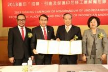 Indonesia-Taiwan Tingkatkan Perlindungan Pekerja Migran