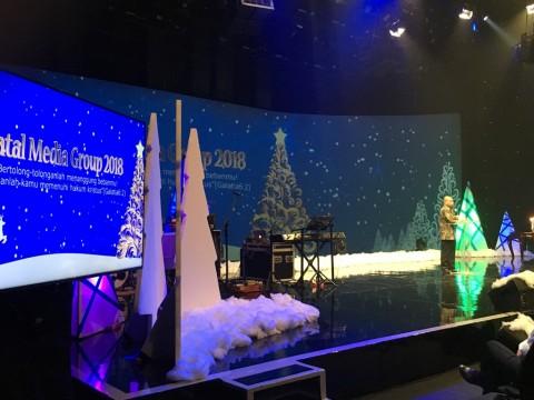 Natal Media Group Usung Tema Tolong Menolong