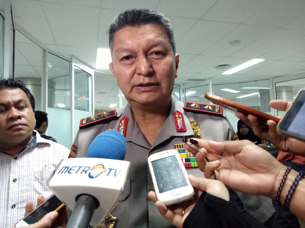Gubernur Akademi Polisi Irjen Rycko Amelza Dahniel - Medcom.id/Siti Yona Hukmana.