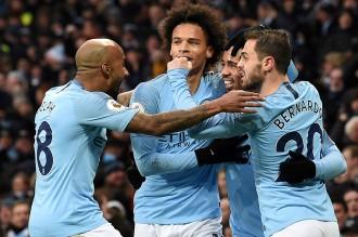 Tekuk Everton 3-1, City Kembali Puncaki Klasemen
