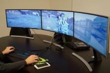 ASUS Kuasai Pasar Monitor Gaming