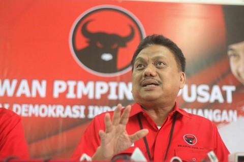 Gubernur Sulawesi Utara (Sulut) Olly Dondokambey. Dok : MI.