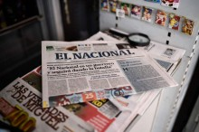 Kehabisan Kertas, Surat Kabar Venezuela Berhenti Terbit
