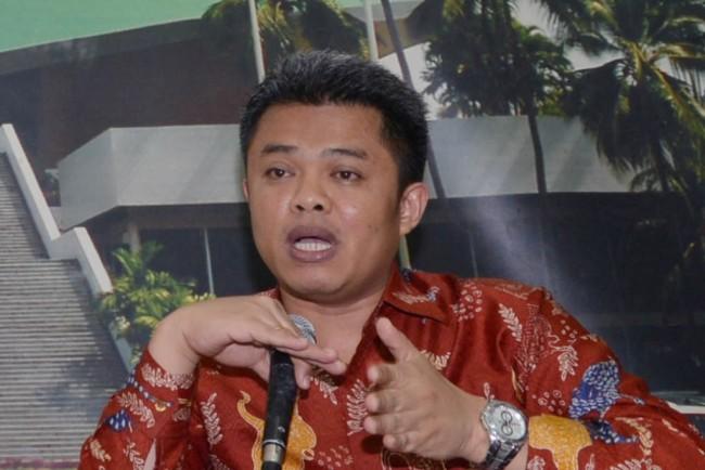 Ekonom Universitas Hasanuddin Muhammad Syarkawi Rauf (MI/PANCA SYURKANI)