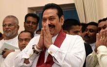 Perdana Menteri Sri Lanka Mengundurkan Diri