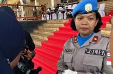 Kisah Wanita Calon Komandan Kontingen Misi Perdamaian PBB